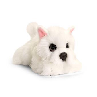 Keel Signature Cuddle Puppy Westie Dog Soft Toy 32cm