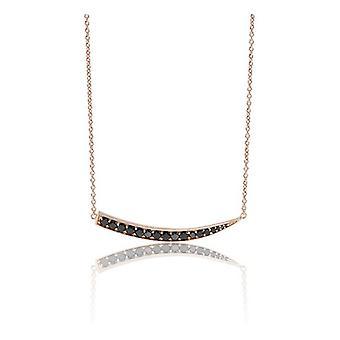 Ladies'Necklace Sif Jakobs C1012-BK-RG (45 cm)