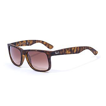 Ray-Ban Justin Classic Sunglasses - Tortoise