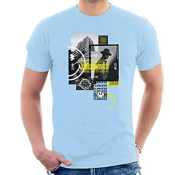 Smiley World Flawless Men's T-Shirt