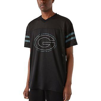 New Era Mesh Jersey Oversized Shirt - Green Bay Packers