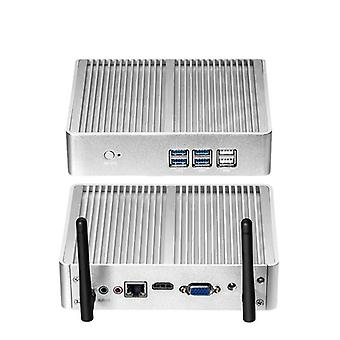 Tuulettimeton Mini Pc Intel Core I5 Hd Vga Dual Display.
