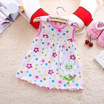 Baby Baumwolle Mini Prinzessin süßes Kleid