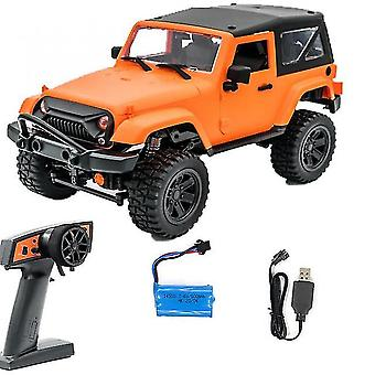 2.4g Convertible Remote Control Truck Hill Climbing 4wd Off-road Vehicle Radio Drift Car Remote Control Jeep 4x4 Model Crawler Off-road Vehicle Toy