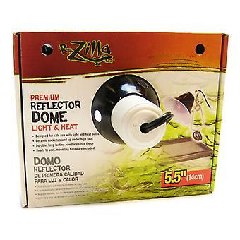 "Zilla Premium Reflector Dome - Light & Heat - 5.5"""