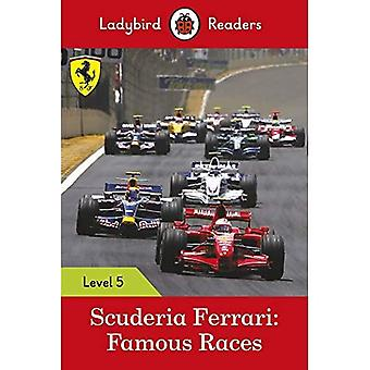 Scuderia Ferrari: Famous Races - Ladybird Readers Level 5 (Ladybird Readers)