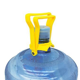 בקבוק מים ידית חיסכון באנרגיה עבה יותר דלי כפול הרמת דלי המכשיר לשאת מחזיק בסיטונאות
