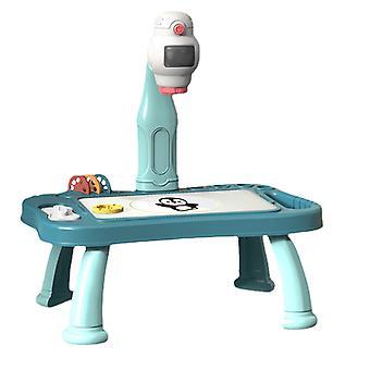 Montessori Lasten kasvatus magneettinen piirustuslauta Lelu