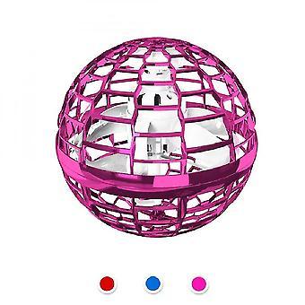 Flynova Pro Flying Ball Toy 360 Jouet Flying Ball à commande main Intégré Rgb Lumière