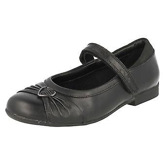 Tyttöjen Clarks muodollinen/koulu kengät Dolly sydämen