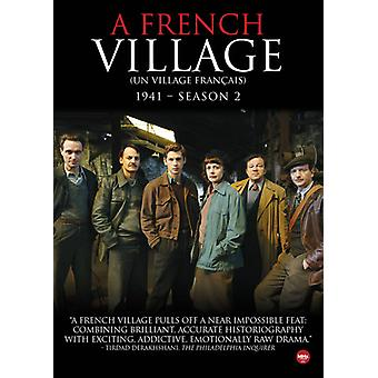 French Village: Season 2 [DVD] USA import