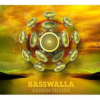 Adham Shaikh - Basswalla [CD] USA import
