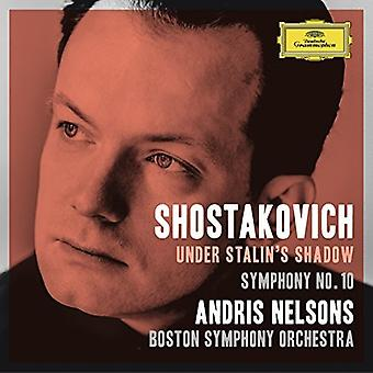 Nelsons/Boston Symph - Sjostakovitj-Under [CD] USA import