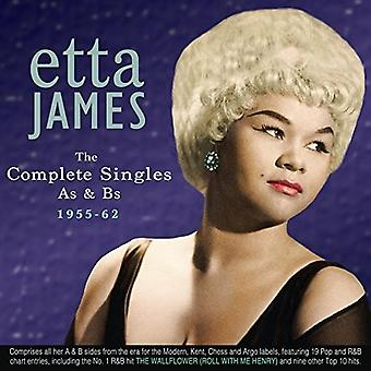 Etta James - Etta James: Completar como & Bs 1955-62 [CD] EUA importar