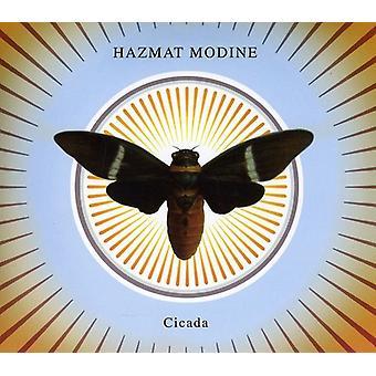 Hazmat Modine - Cicada [CD] USA import