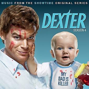 Various Artists - Dexter: Season 4 [CD] USA import