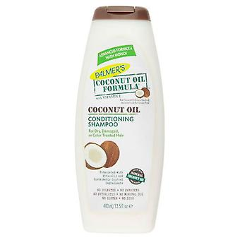 Formule d'huile de coco de Palmer conditionnement shampooing 400ml