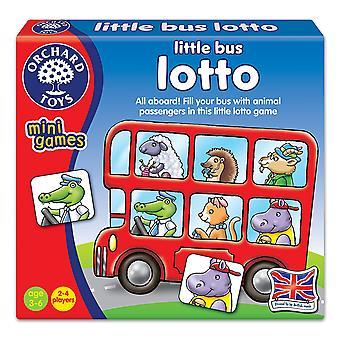 Orchard legetøj lille Bus Lotto