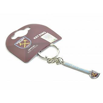 West Ham United FC nøglering