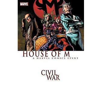 Civil War House Of M by Christos Gage