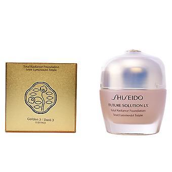 Shiseido Future soluzione Lx Total Radiance Fondazione #4-Rosa 30 Ml per le donne