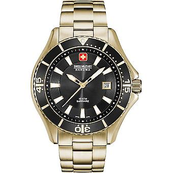 Swiss military Hanowa mens watch Nautila gents 06-5296.02.007