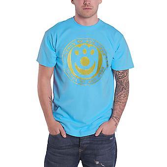Ni No Kuni T Shirt Leader of The Cats Logo new Official Gamer Mens Blue