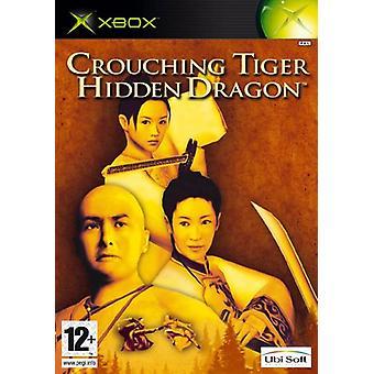 Crouching Tiger Hidden Dragon (Xbox) - New