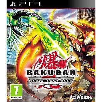 Bakugan Battle Brawlers forsvarer af kernen (PS3)-ny