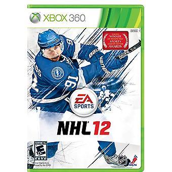 NHL 12 (Xbox 360) - Nouveau