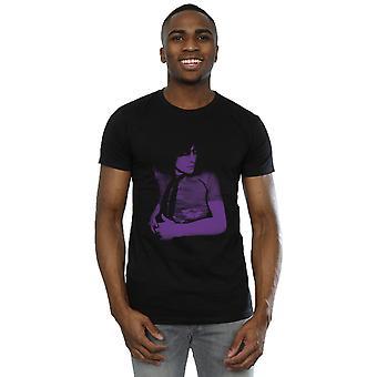 シド ・ バレット メンズ紫肖像画 t シャツ