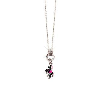 Skautské Dětské náhrdelníky stříbrné koně dívky 261077200