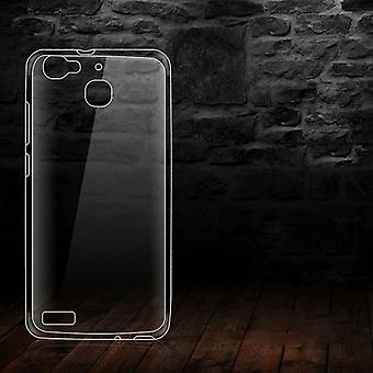 Silikoncase transparent 0.3 mm ultra thin case for Huawei P9 premium / plus pouch case
