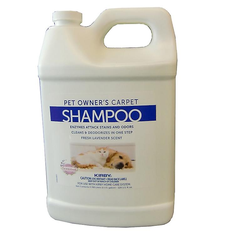 Kirby Shampoo for Pet Owners