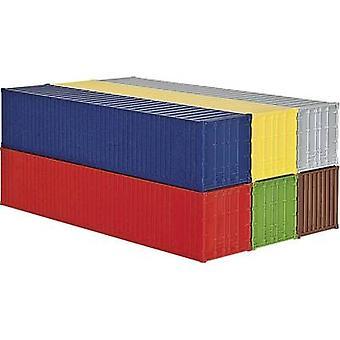 Kibri 10922 H0 40 ft container H0