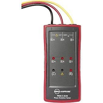 BEHA Amprobe PRM-5-EUR pyörivä EMF-indikaattori CAT IV 600 V LED