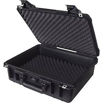 207253 Equipment case (L x W x H) 430 x 380 x 154 mm