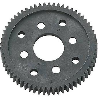 Reely 532001 Spare part 62-tooth main cogwheel 0.6 Module