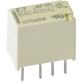 Takamisawa FTR-B4GA012Z PCB relay 12 Vdc 2 A 2 change-overs 1 pc(s)