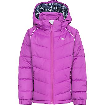 Trespass Girls Sheer Waterproof Windproof Insulated Warm Jacket Coat