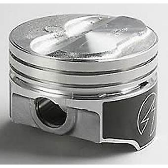 H618CP Hyper Dome Pistons Coated Skirts 350 Chevy SBC