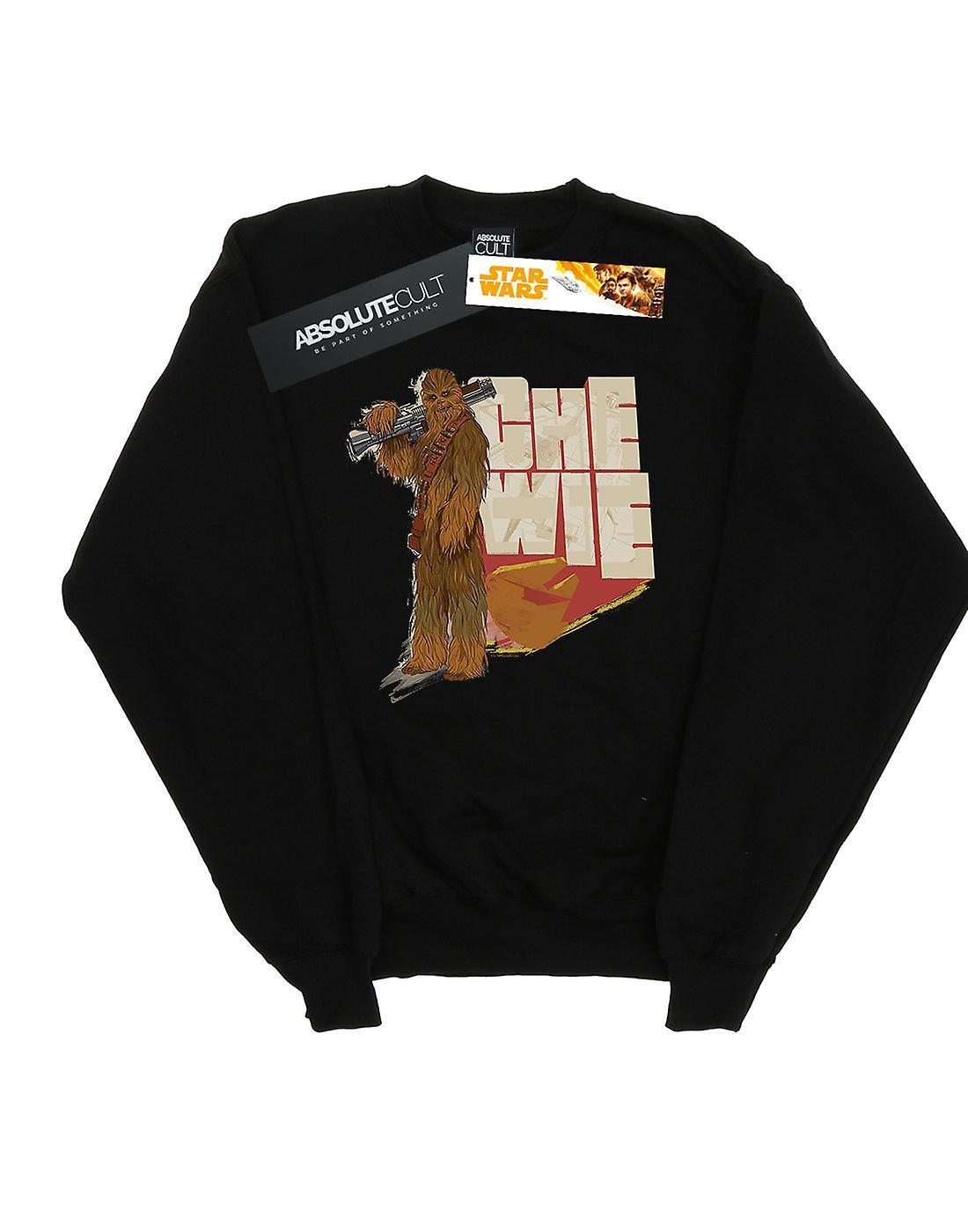 Star Wars Women's Solo Chewie Falcon Sweatshirt