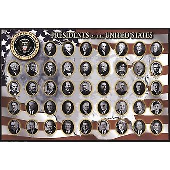 American Presidents Poster Print (36 x 24)