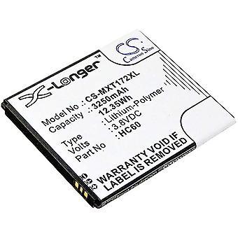 X-больше HC60 запасной аккумулятор Аккумулятор ACCU заменить аккумулятор для Motorola C плюс XT1723