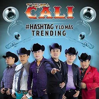 Tierra Cali - #Hashtag Y Lo Mas Trending [CD] USA import