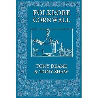 الفنون الشعبية كورنوال كليفورد شو-كتاب 9780752429298