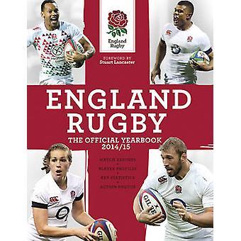 Englanti Rugby - virallinen vuosikirja 2014/15, sillä Iain Spragg - 9781780