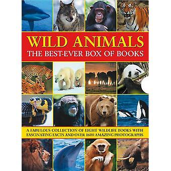 Luonnonvaraisten eläinten - parhaan ruutuun kirjoja Barbara Taylor - Michael