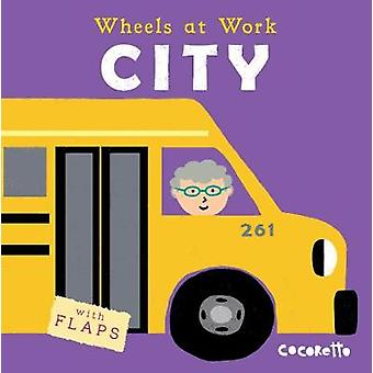 City by Child's Play - Cocoretto - 9781846439827 Book