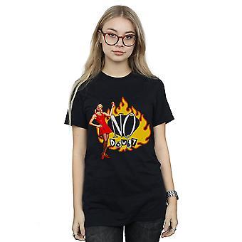 Ohne Zweifel passen Frauen Gwen Flammen Freund T-Shirt